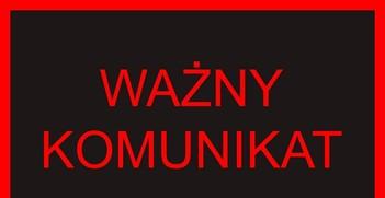 Komunikat Zarządu Powiatu Jarocińskiego photo